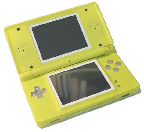 Shiny new Green (yellow?) case